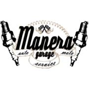 creazione logo Manera Garage agenzia di comunicazione
