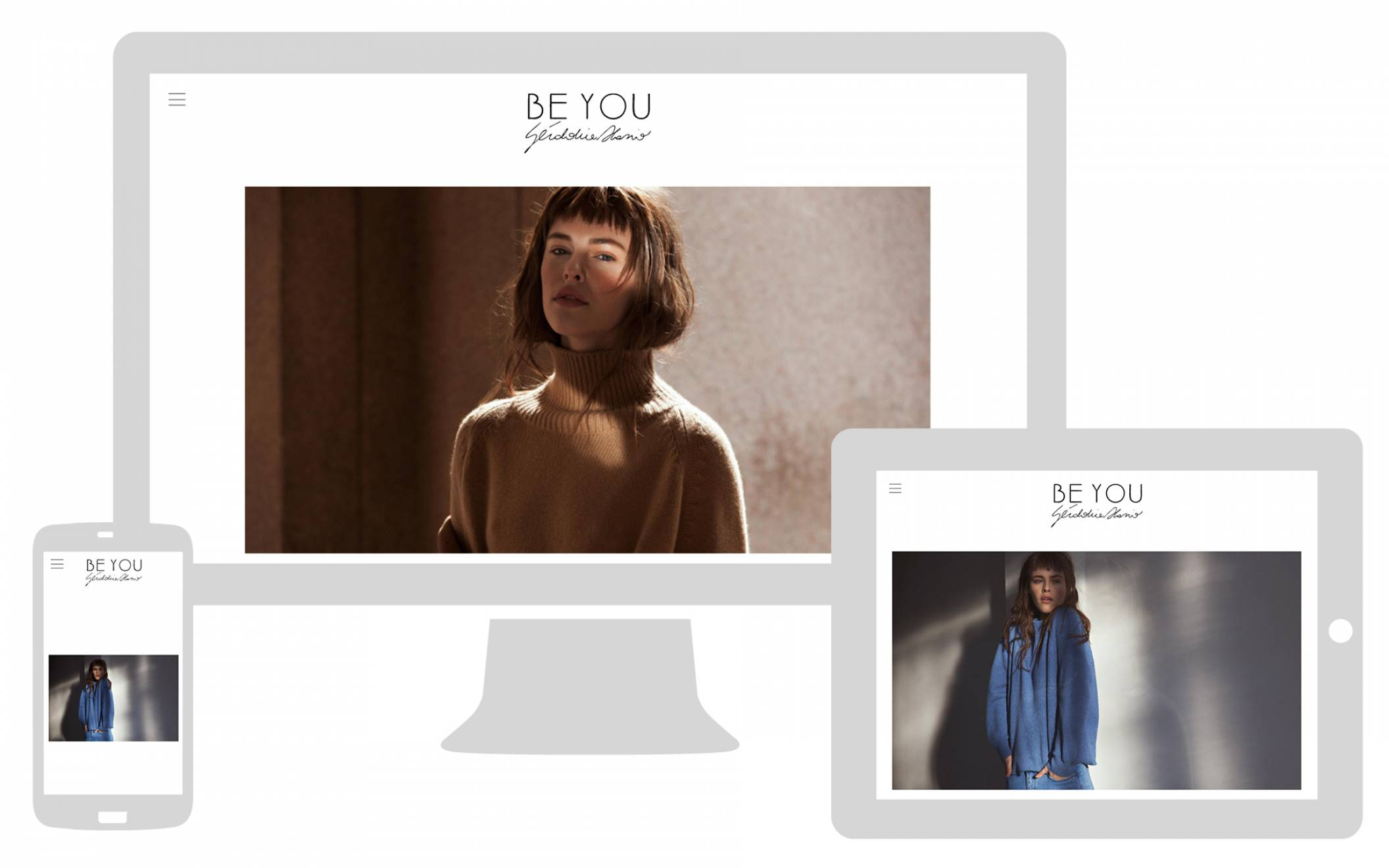 Sito internet responsive be you newvisibility