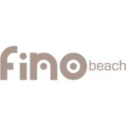 logo fino beach agenzia di comunicazione newvisibility