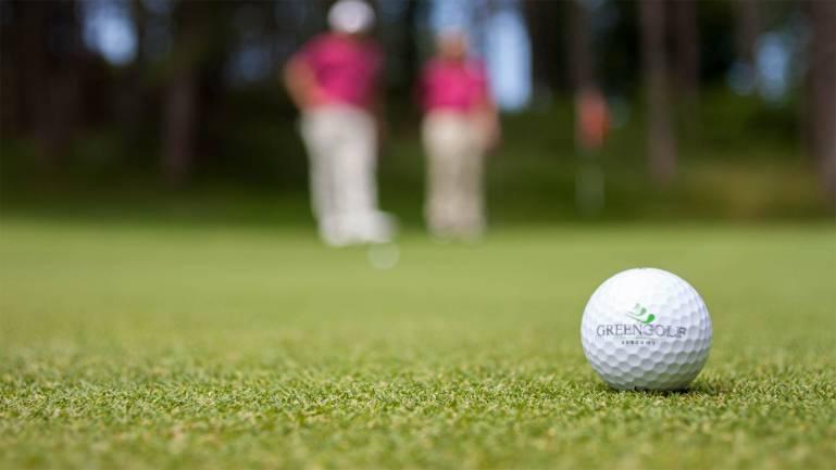 Realizzazione servizio fotografico Green Golf Academy NewVisibility