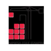 Restyling logo Impresa Edile Stampini NewVisibility web agency Como