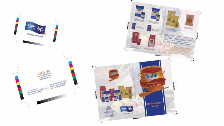 Cura immagine coordinata IWD Italy NewVisibility agenzia di comunicazione