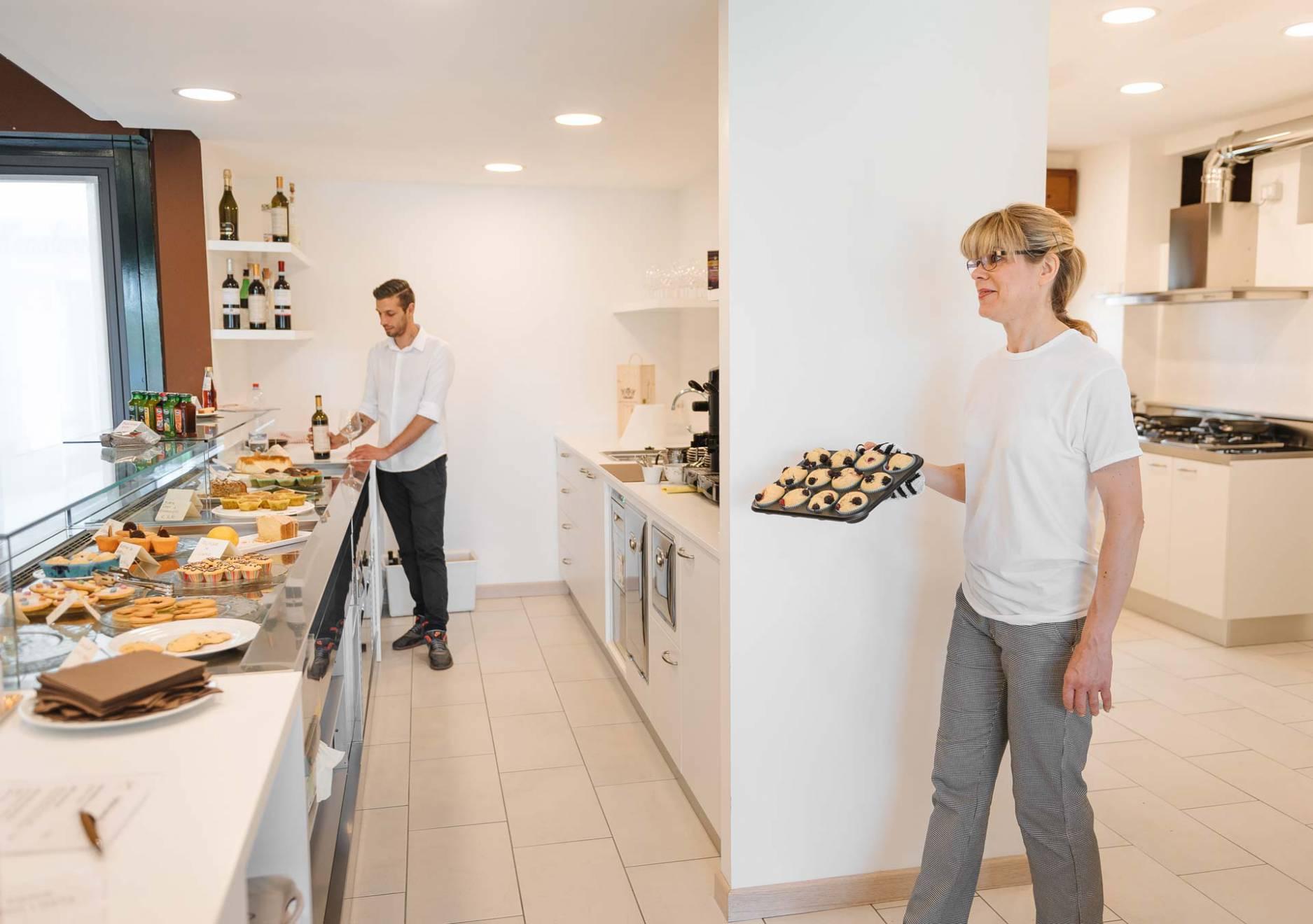 Foto interno Lecker Cafè