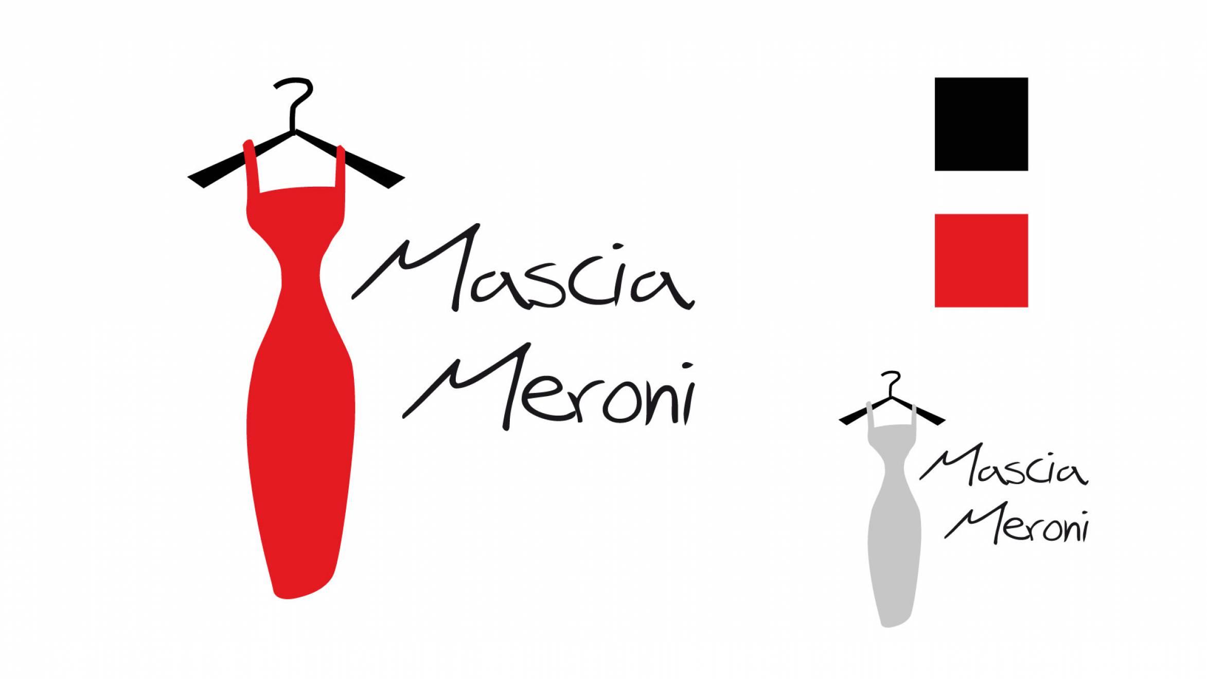 Creazione logo Mascia Meroni NewVisibility web agency Como