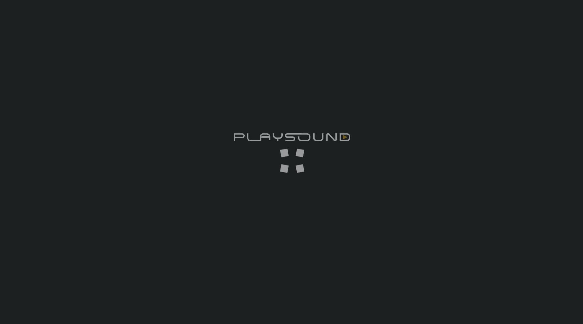 Loading sito internet Playsound