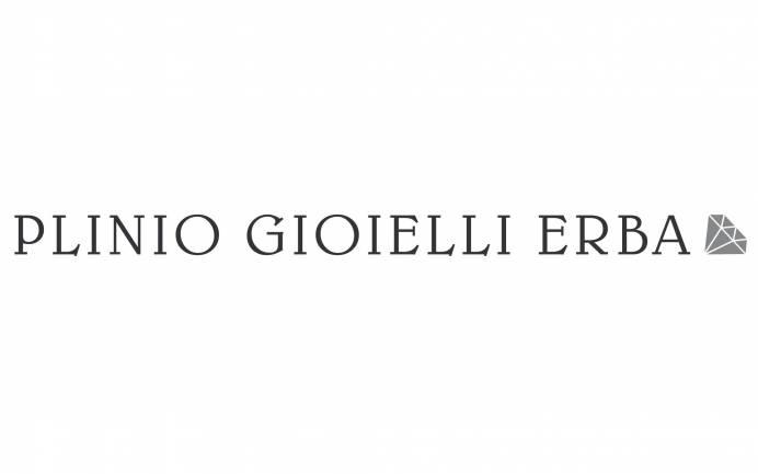 Studio e creazione logo Plinio Gioielli