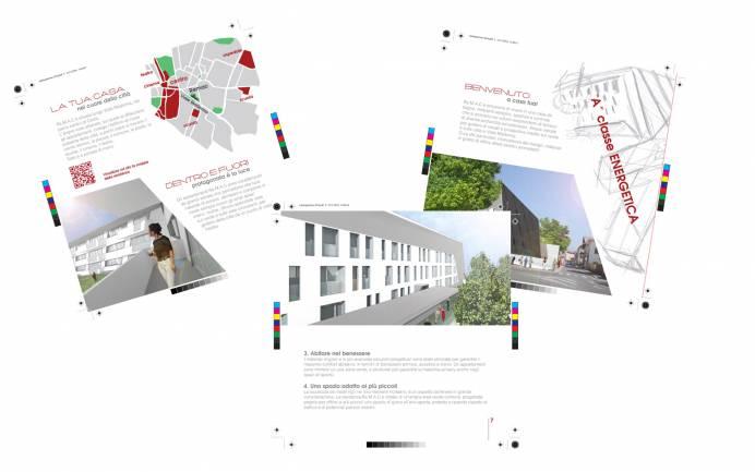 Produzione catalogo Residenza Re.M.A.C. NewVisibility Cantù agenzia comunicazione