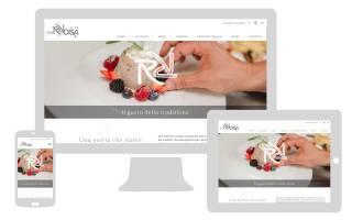 realizzazione sito web responsive ristorante da rosa web agency como