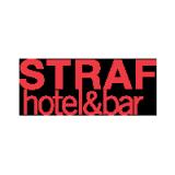 Logo Straf hotel&bar;