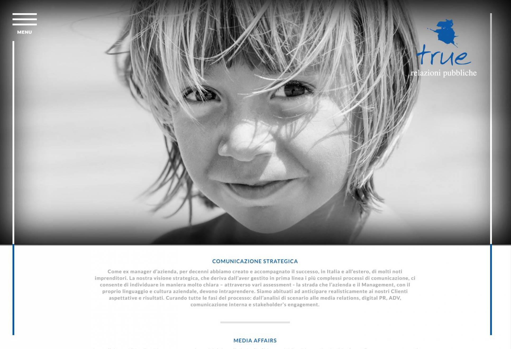 Realizzazione sito internet True-rp