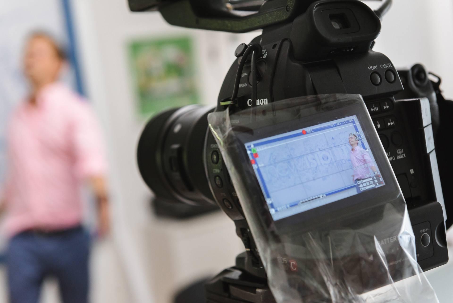 Produzioni foto e video professionali agenzia di comunicazione NewVisibility