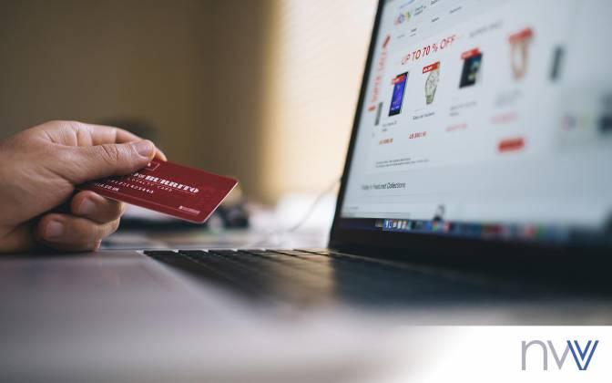 La crescita dell'e-commerce causata dal coronavirus: un boom di vendite online nell'ultimo mese web agency newvisibility