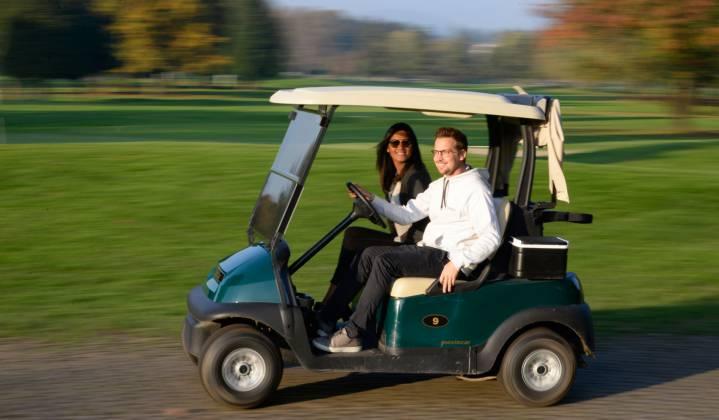 Newisibility golf car Coppa CiErre