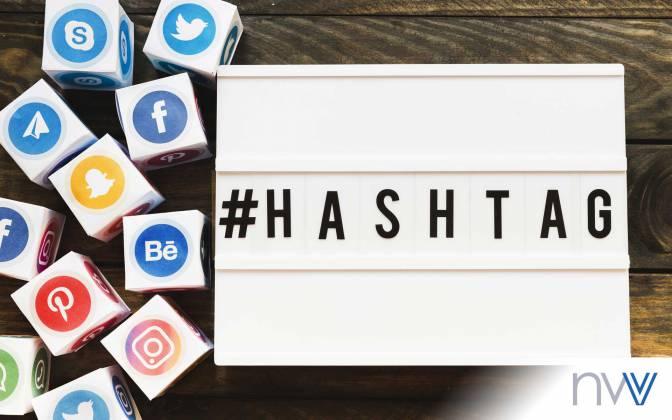 Guida rapida della nostra web agency per usare gli hashtag al meglio per un marketing efficiente
