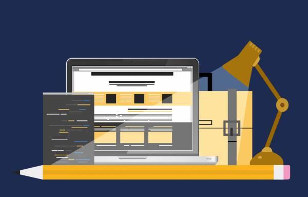 Importanza landing page ottimizzata responsive con grafica e design puliti