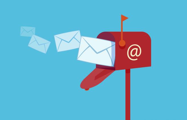 Un servizio di newsletter efficace con contenuti e news selezionate