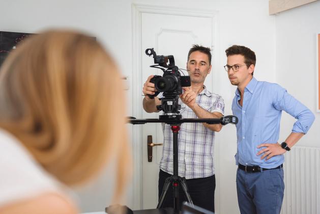 NewVisibility realizza un servizio fotografico per le aziende di Cantù