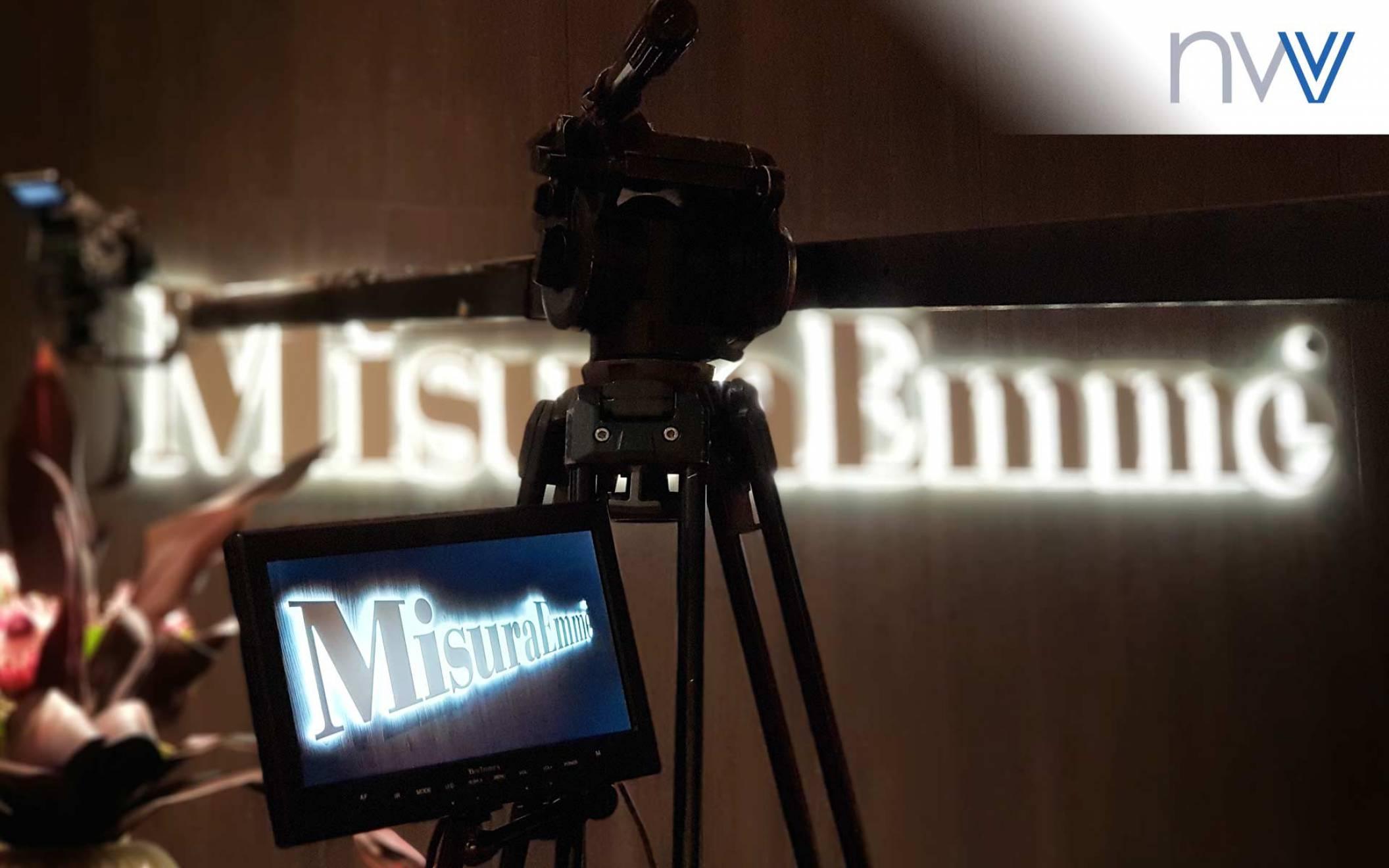 Realizzazione video salone del mobile newvisibility