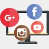 Campagne social media